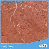 Lastre di marmo rosse di corallo piacevoli della Cina per la parete e Floooring