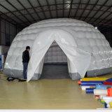 Piscina inflable blanca gran carpa para Evento