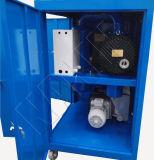Zuiveringsinstallatie van de Olie van de Transformator van Chongqing de Hoge Vacuüm met ISO, Ce- Certificaat