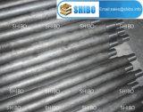 Elettrodi di fusione del molibdeno di vetro di elevata purezza con filettato