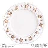 Zolla di pranzo di ceramica all'ingrosso della matrice per serigrafia