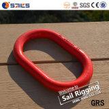 G80赤いWeldless合金のマスターリンク