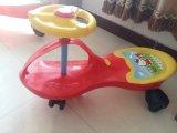 Passeio da boneca do carro do balanço do bebê/criança dos miúdos/brinquedo das crianças no carro da torção