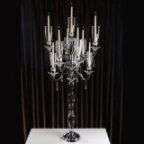 Держатель для свечи верхнего сегмента ясный кристаллический с конкурентоспособной ценой
