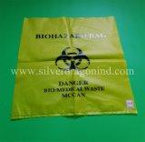 LDPE/HDPE/PP Biohazard Autoclavable 부대, 병원 낭비를 위한 Biohazard 견본 부대
