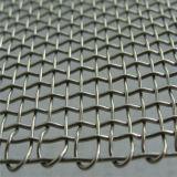 Filtro del acero inoxidable de 20 micrones que tamiza el acoplamiento de alambre