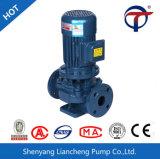 Agua caliente de Irg de la bomba de Liancheng que alza la bomba vertical
