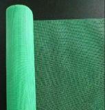De het alkali-bestand Netwerk van het Scherm van het Insect van de Glasvezel/Klamboe van de Glasvezel