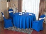 西のレストランのテーブルクロスおよび椅子カバー