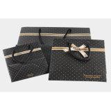 Moda duradera retícula de papel para Cumpleaños Regalos de Boda Bolsa Regalos personalizados