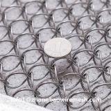 De AntislipMat van de Draad van het staal/de Mat van de Deur van de Rol/de Mat van de Deur van het Coir
