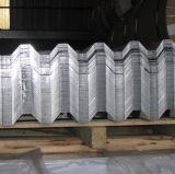 Revestimento de folha de alumínio ondulado para telhado