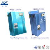 다기능 지시계를 가진 파란 알루미늄 쉘 전압 프로텍터 상자 유형