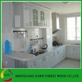 Gabinete de cozinha modular moderno do PVC/gabinete de cozinha personalizado