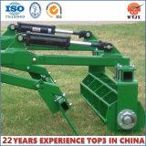 Cylindre hydraulique soudé pour le cylindre agricole de véhicule avec le piston