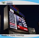 Al aire libre de alta calidad a todo color P10 en la pantalla de LED