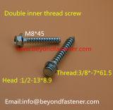 Selbstbohrende Schrauben-Dach-Schraube geänderte Binder-Schraube
