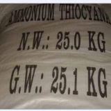 Thiocyanaat het van uitstekende kwaliteit van het Ammonium met Goede Prijs