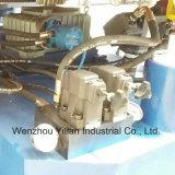Автоматическая роторного типа один цвет пластика прямого впрыска машины литьевого формования зерноочистки