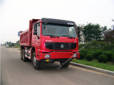 中国336HP HOWO 4X4すべての車輪駆動機構の貨物トラック