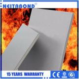 PVDF ignifugan el panel compuesto de aluminio de Acm usado en la pared de Currtain