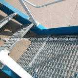 Barra de aço galvanizada de MERGULHO quente que raspa para o assoalho (kdl-133)
