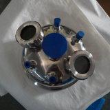 ステンレス鋼の抽出タンク円形のエンドキャップのふた