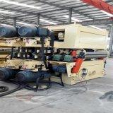 合板のための機械を紙やすりで磨く研摩機機械か二重側面