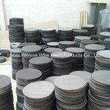 Нержавеющая сталь 304 штраф за круглым столом сетчатый фильтр