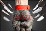 De Veiligheid van het Lassen van de Ring van de vinger Gloves de Industriële Handschoen van de Hand