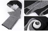 Мужской моды шерсть нейлон акрил трикотажные теплой зимой Без шарфа (YKY4618)