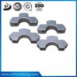 超OEMの機械装置のフランジの精密鋼鉄、アルミニウム、黄銅およびチタニウムの鍛造材の部品