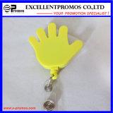특별한 손 모양 철회 가능한 기장 홀더 (EP-BH112-118)