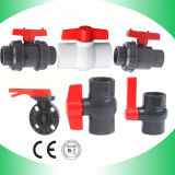 China PVC CHECK valve pipe fitting