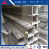 Vierkante Buis van het Roestvrij staal van de Pijp van de fabriek de Vierkante Prijs Gelaste