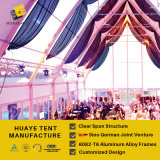 جميل يزيّن ألومنيوم عرس خيمة لأنّ على 1000 الناس