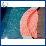速い乾燥したMicrofibreの水泳タオル