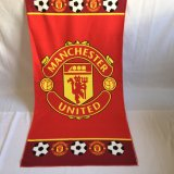 Manchester Football Team Promotion Microfiber Beach Towel