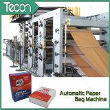 Haut débit Papier Karft Sacs Packaging Machinery