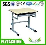 Mobiliario de alta calidad ajustable solo escritorio y silla (SF-13S2).
