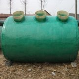 De Plastic BioSceptische put van de Behandeling van afvalwater FRP