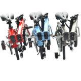 """14"""" """"Аль-сплавов 36V 7.8ah складной велосипед с электроприводом"""