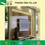 Panneau décoratif de la colle de fibre--Feuille décorative interne à haute densité de panneau