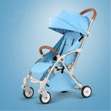 Полезным Baby Stroller Ks-007 с большими корзину