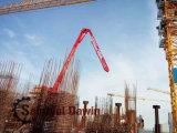 24m 28m 32m 33m de Stationaire Hydraulische Jack-up Concrete Plaatsende Boom van de Toren voor de Hoge Bouw van Verhalen