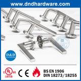 나무로 되는 문 (DDSH125)를 위한 단단한 레버 사각 단단한 손잡이