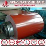PPGI normale PPGL ha galvanizzato la lamiera di acciaio ricoperta colore della bobina