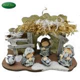 Figuritas de Navidad Belén Belén estatuillas de madera