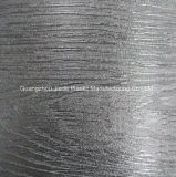 Stratifié en plastique des graines en bois