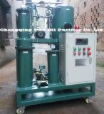 Верхним главным миниым Single-Stage используемый вакуумом завод сепаратора воды масла (серия ZY)